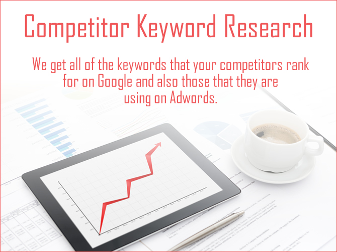Competitor Keyword Research
