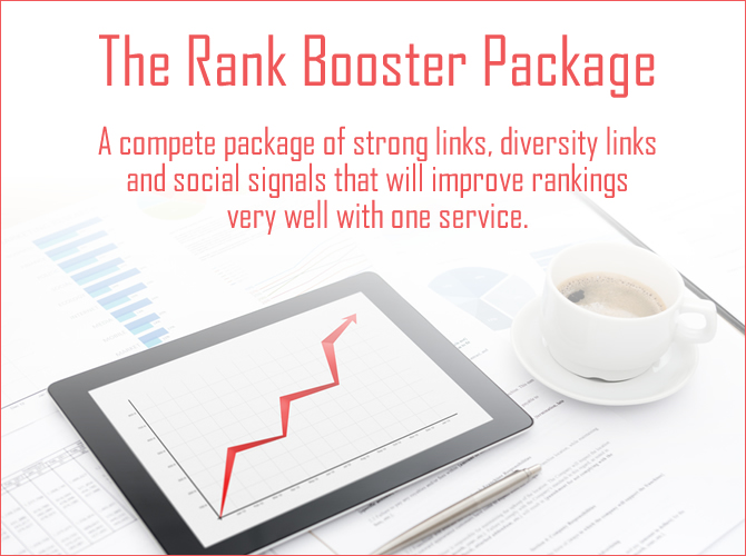 The Rank Booster Link Building Package